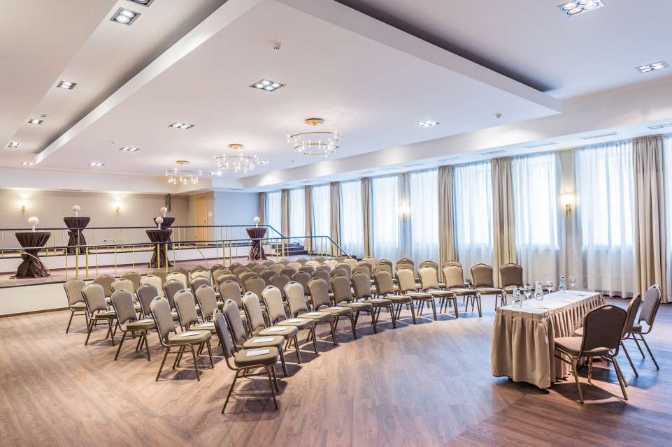 Special rates for conference facilities!