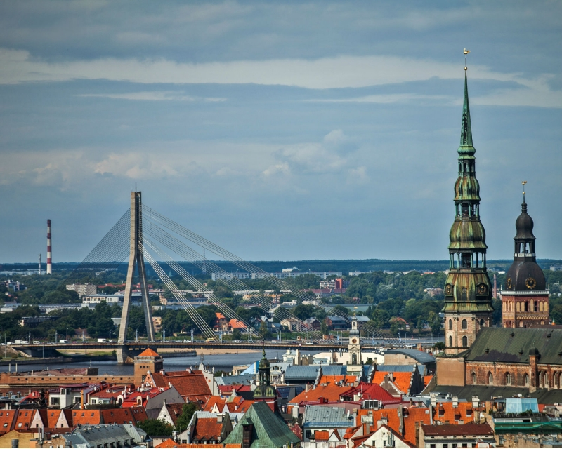 Best of Riga Food and Culture Walking Tour!