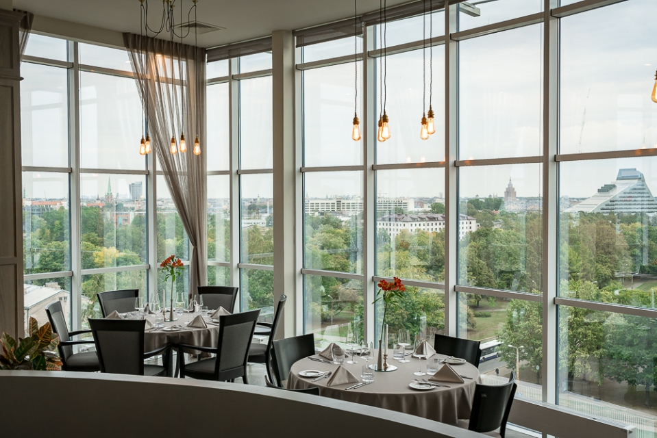Special offer in the Hotel's 11th floor restaurant
