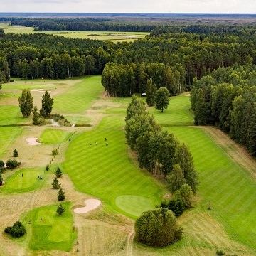 Viesturi Golf club offer